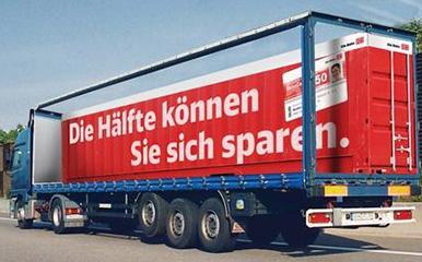 130p车体广告创意欣赏